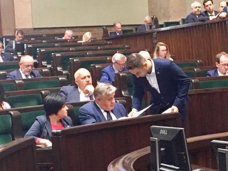 Norbert Kaczmarczyk: Czy Ministerstwo Rolnictwa i Rozwoju Wsi planuje ogłosić stan klęski żywiołowej w związku z suszą?