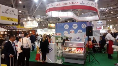 SIAL PARIS 2018 – sukces polskiej branży mleczarskiej