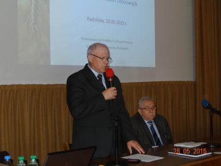 Stanowisko Polskiego Związku Producentów Roślin Zbożowych kierowane do Ministra Rolnictwa i Rządu RP