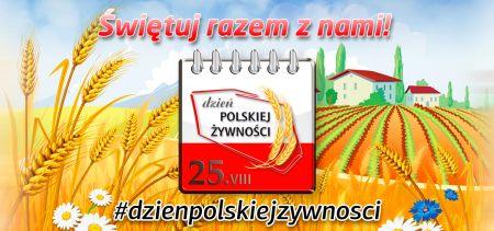 25 sierpnia przypada Dzień polskiej żywności
