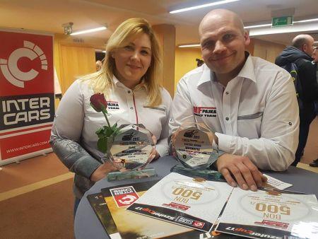 MF Pajka Rally Team z tytułem wicemistrzów