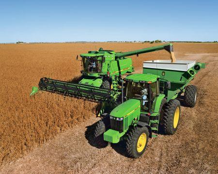 100 lat ciągników John Deere – czyli technologiczna rewolucja w rolnictwie