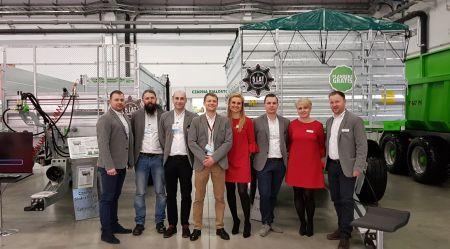 Nowości Cynkometu na Agrotech w Kielcach