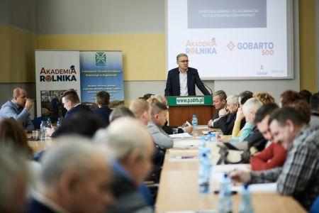 Gobarto zaprasza na bezpłatne szkolenia dla rolników