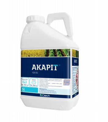 AKAPIT® 125 EC – nowy uniwersalny i ekonomiczny środek do zwalczania chwastów jednoliściennych od CIECH Sarzyna