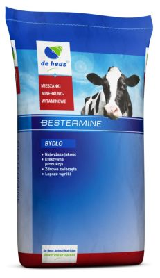 De Heus wprowadził nowe produkty dla bydła z linii Bestermine