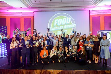 Świat ślimaka z degustacją! Food Business Awards - Debiut konceptu gastronomicznego 2017!