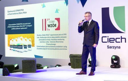 Rozwój nowych produktów oraz ekspansja zagraniczna priorytetami  CIECH Sarzyna na rok 2018