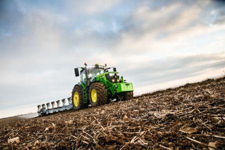 John Deere gotowy na Agro Show 2017