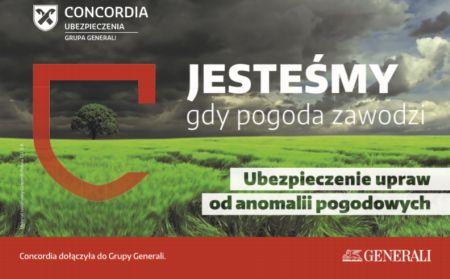 Concordia plakat