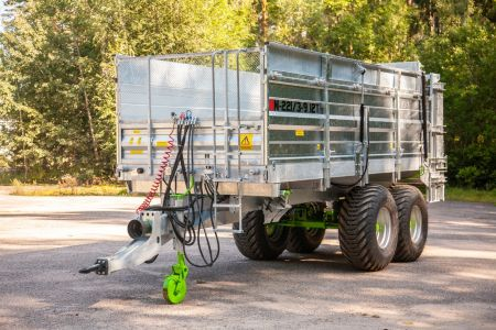 Rolnicze maszyny Cynkometu trafią na rynki wschodnie