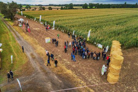 Centralne Dni Kukurydzy firmy PROCAM odbyły się 14 września w miejscowości Głębokie koło Gniezna.