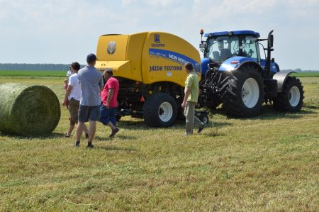 Rusza największy pokaz maszyn i rozwiązań dla hodowców New Holland