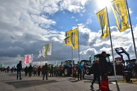 Festiwal premier marki New Holland na Agro Show