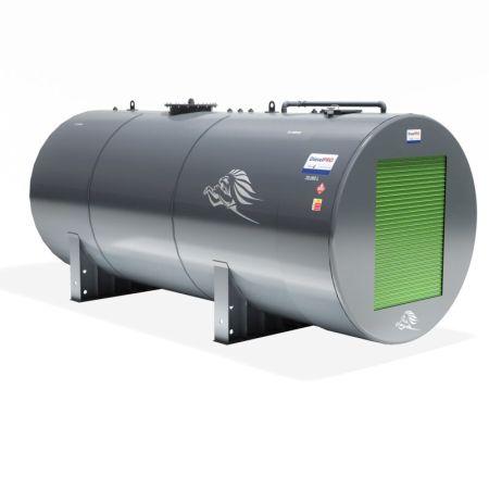 Premiera stalowych dwupłaszczowych zbiorników DieselPRO®