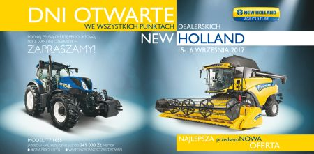 Dni Otwarte New Holland