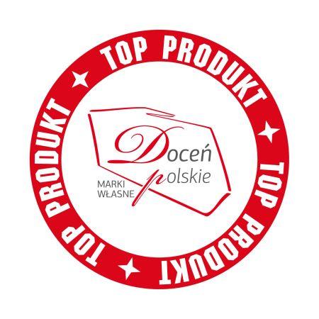 Doceń polskie   marki własne logotyp