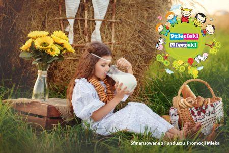 Dzieciaki Mleczaki – udane wakacje