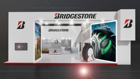 Bridgestone na wystawie EIMA International 2018