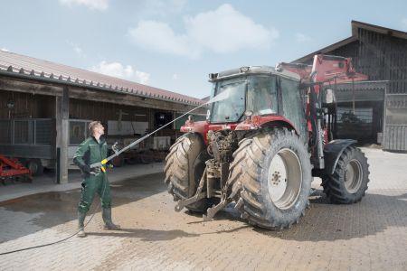 Easy!Force marki Kärcher! Rewolucja w myciu ciśnieniowym dla rolnictwa