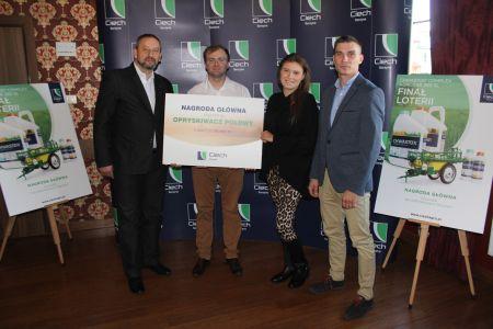 Rozstrzygnięcie wielkiej loterii CIECH Sarzyna - setki nagród trafiło do klientów największego polskiego producenta środków ochrony roślin!