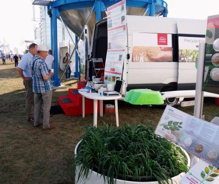 Wystawcy z 20 krajów zaprezentowali się na AGRO SHOW