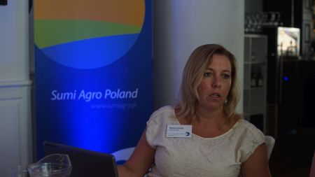 Fot 1 Urszula Filipecka Dyrektor Marketingu Sumi Agro Poland