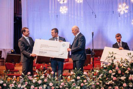 Nagroda AgroBioTop za opracowanie przyjaznej dla środowiska metody wytwarzania biopaliw, wykorzystującej odpady z produkcji mleczarskiej
