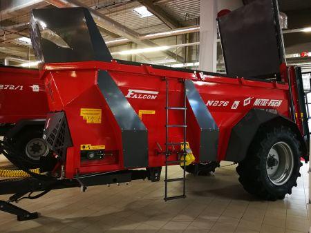Metal – Fach zaprezentował swoją ofertę na targach rolniczych w Nadarzynie
