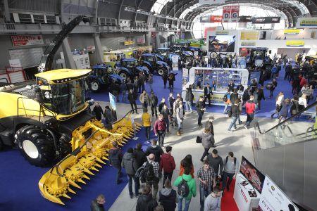 New Hollandna Agro Tech Lider sprzedaży ciągników pokaże nowości