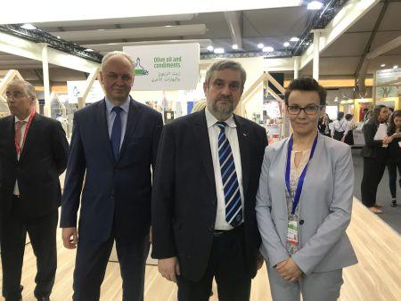 Dyrektor Polskiej Izby Mleka uczestnikiem Misji Wysokiego Szczebla Komisarza Phila Hogana do Dubaju