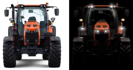 Firma Kubota wprowadza na rynek zupełnie nową serię ciągników M6002