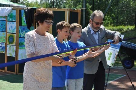 Wyjątkowy ogród dla dzieci dzięki wsparciu De Heus