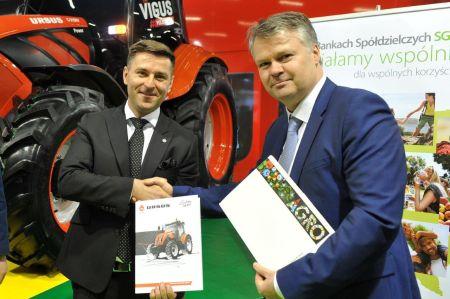 Banki Spółdzielcze SGB i Ursus wypracują wspólną ofertę dla rolników