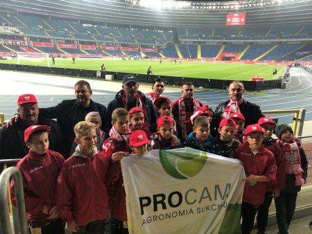 PROCAM - mecz Polska-Portugalia