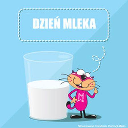25 maja Światowy Dzień Mleka