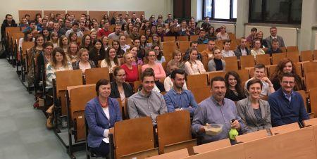 1400 studentów z ośmiu uczelni przeszkolonych!