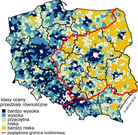 MROW 2018: Na polskiej wsi szybciej zmienia się demografia niż rolnictwo