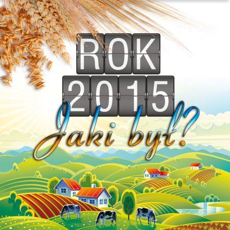 Producenci żywności podsumowują 2015 rok