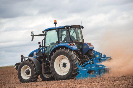 New Holland wypuszcza nowy linię ciągników rolniczych T5