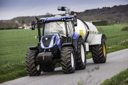 New Holland T7: Nowy poziom obsługi i komfortu