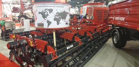 Oferta Metal–Fach na targach AGRO 2017 w Kijowie