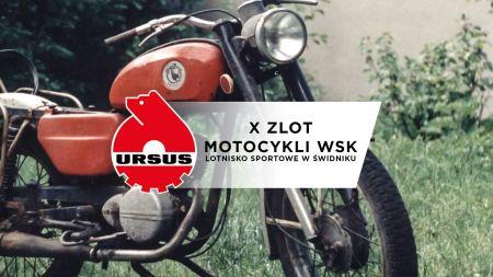 URSUS NA ZLOCIE MOTOCYKLI WSK
