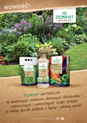 ZIEMOVIT Naturalny – nowa, organiczna kategoria w ofercie marki