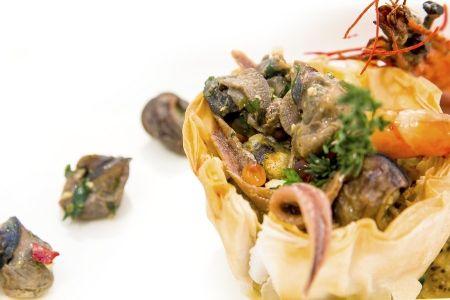 Dania ze ślimaków w nowoczesnym cateringu