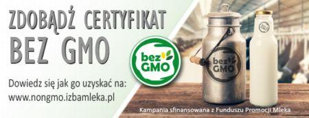 baner bez GMO cer