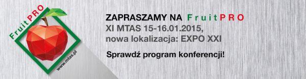 Zbliża się XI edycja Międzynarodowych Targów Agrotechniki Sadowniczej