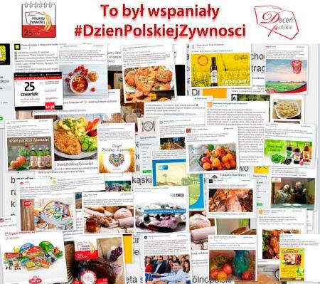 Za nami Dzień polskiej żywności.