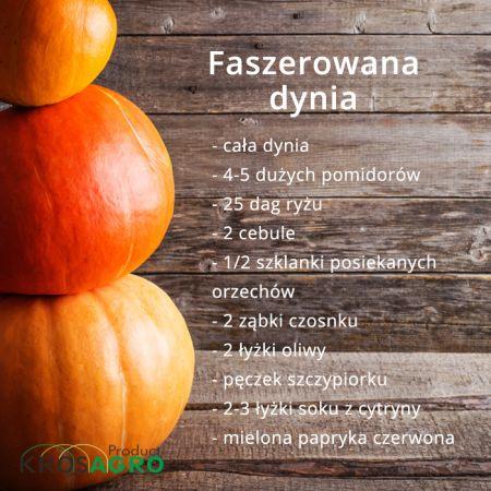 Zdrowe Hallowen w kuchni  - Szybkie przepisy na przekąski z dyni