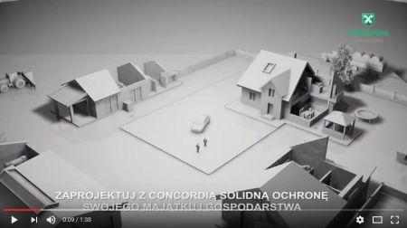Kolejna produkcja filmowa Concordii